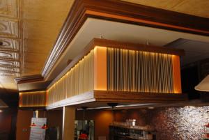 decorative metal cladding