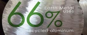 recycled aluminum